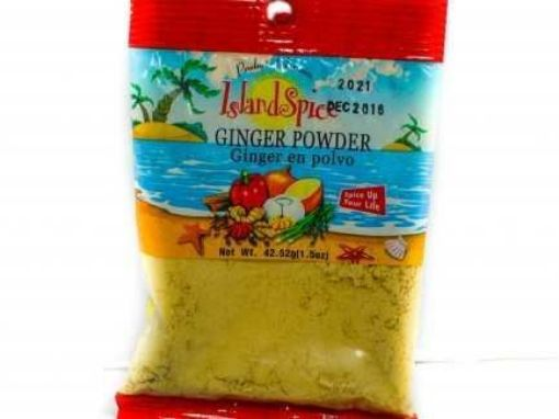 Picture of Island Spice Ginger Powder (43g)