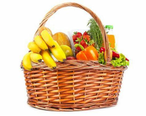 Picture of Large Grocery Basket