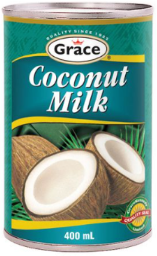 Picture of Grace Canned Coconut Milk 3 Pack (400 ML Each) - Best Value
