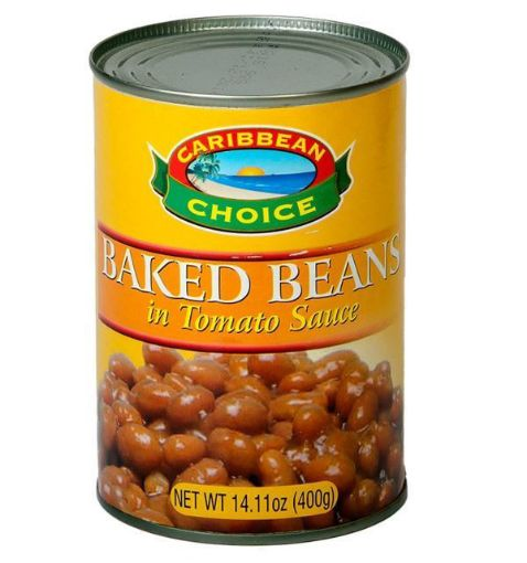 Picture of Caribbean Choice Baked Beans (In Tomato Sauce - 400g) - 3 Pack