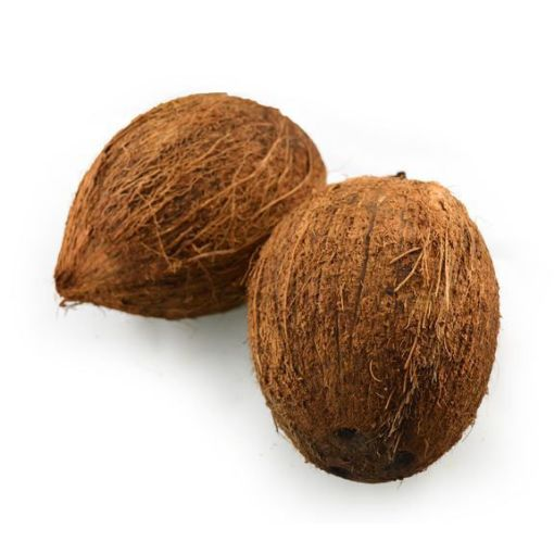 Picture of Dry Coconut - 3 Coconuts
