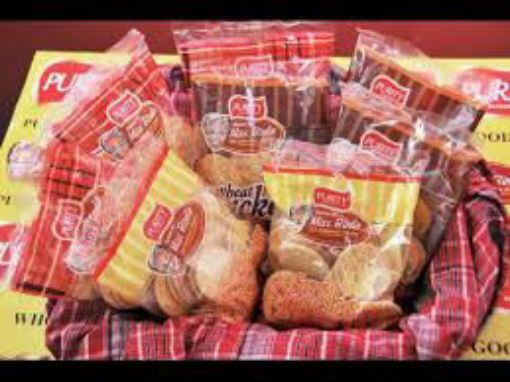 Picture of Purity Basket - Baked and Snacks
