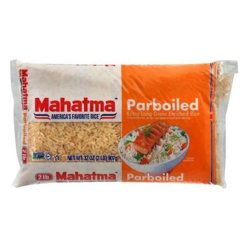 Picture of Mahatma Parboiled Enriched Rice (2lbs/907g)