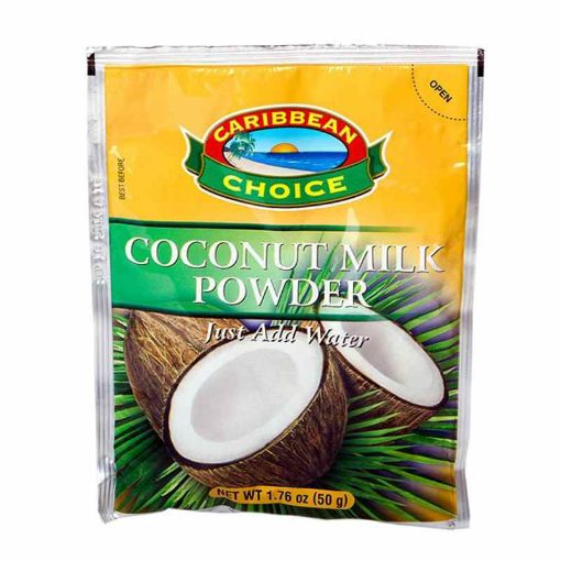 Picture of Carribean Choice Coconut Milk 50g