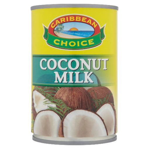 Picture of Carribean Choice Coconut Milk Tin