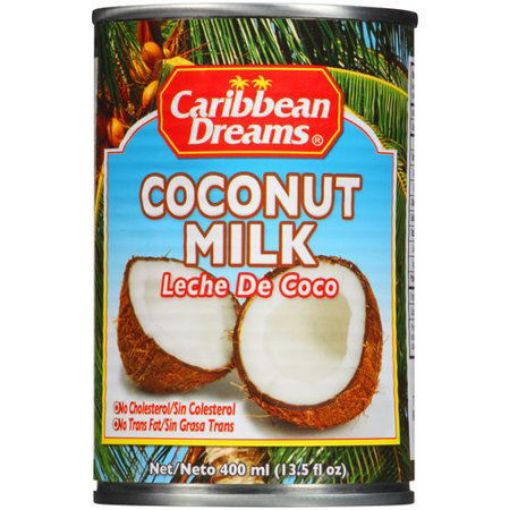 Picture of Carribean Dream Coconut Milk Tin