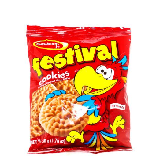 Picture of Butterkist Paco Festival - 50g