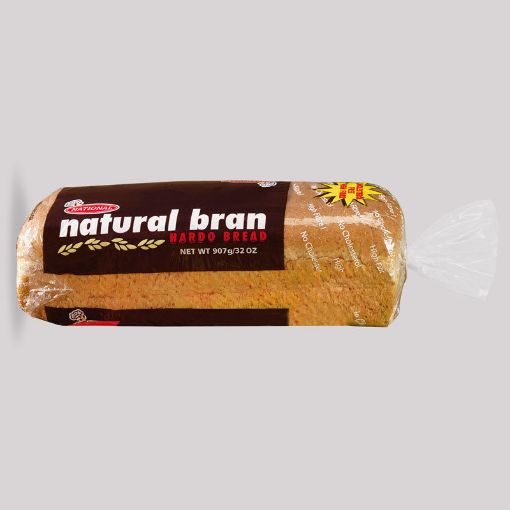 Picture of National Bran Hardough Bread (907g)