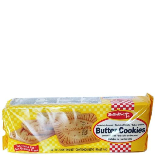 Picture of Butterkist Cookies (Butter - 5.3oz/150g)