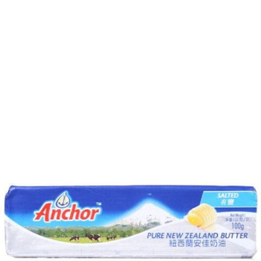 Picture of Anchor Butter Salted - 100g