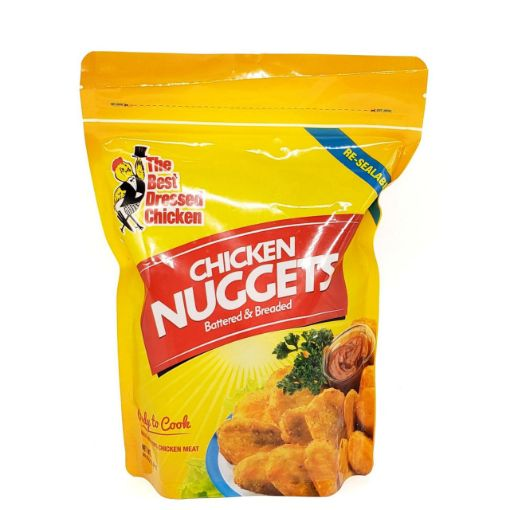 Picture of Best Dressed Chicken Chicken Nuggets (1 pack - 12 to 18 Pieces - Estimated 15.8oz)