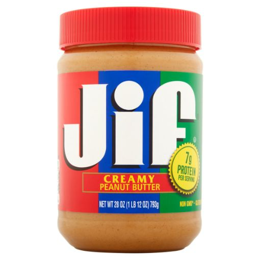 Picture of Jif® Creamy Peanut Butter (1 lb)