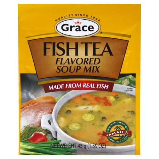 Picture of Grace Fish Tea Soup Mix (45g/1.5oz)