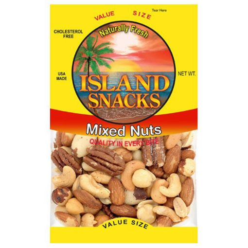 Picture of Island Snack Mixed Nuts (5oz/ 142g)