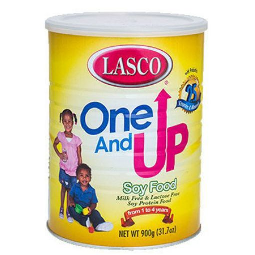 Picture of Lasco Instant Formular One and Up Soy Food (900/31.7oz)