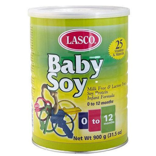 Picture of Lasco Baby Soy Formula (900g /31.5oz)