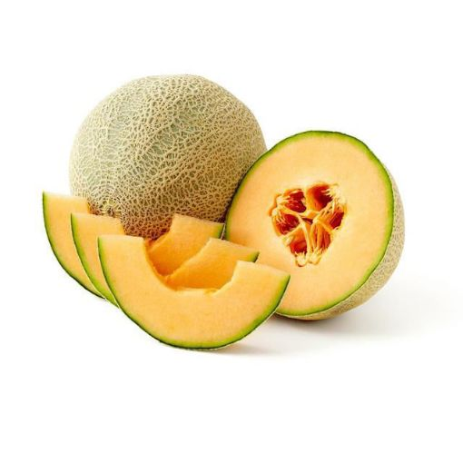 Picture of Cantaloupe (Estimated 2.5lbs/1.13kg - Each)