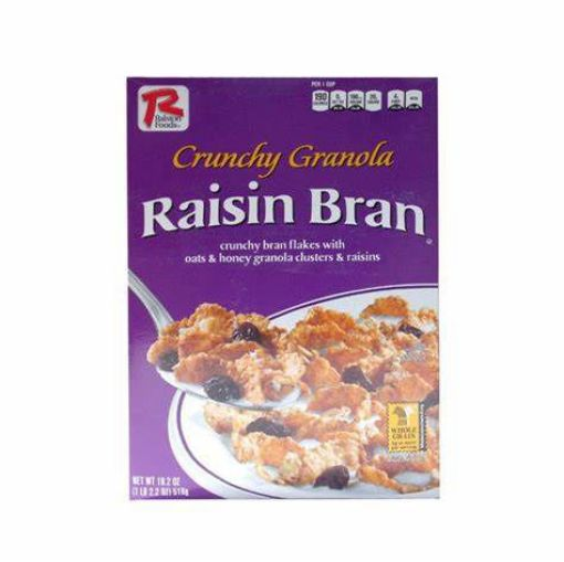 Picture of Ralston Foods Crunchy Granola Raisin Bran 18.7 oz/530 g