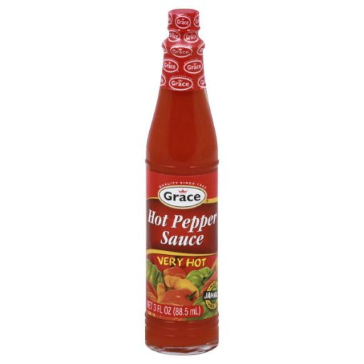 Picture of Grace Hot Pepper Sauce (3 oz/88.7 ml)