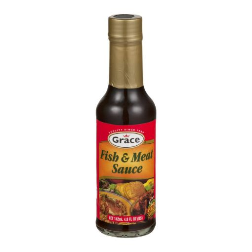 Picture of Grace Fish & Meat Sauce 142 ml/4.8 fl oz
