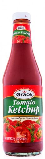 Picture of Grace Tomato Ketchup (632 g/22.29 oz)