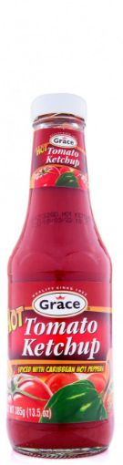Picture of Grace Tomato Ketchup Hot (385 g/13.5 oz)