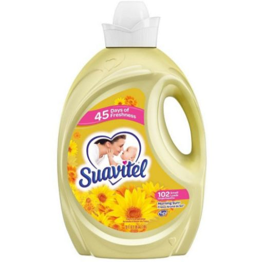 Picture of Suavitel Fresca Primavera (Field of Flowers) Morning Sun Softener 3.99L/135 fl oz