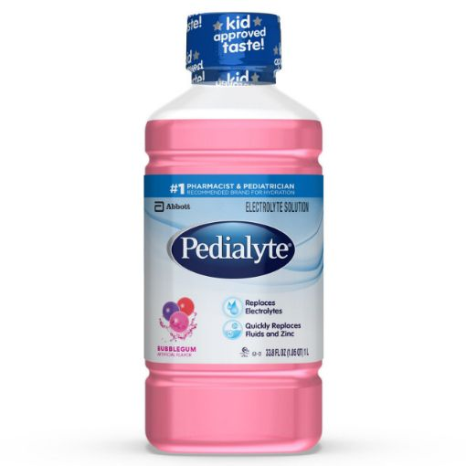 Picture of Pedialyte Bubble Gum (1 L/33.8 fl oz)