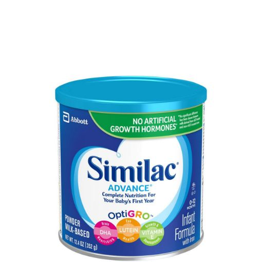 Picture of Similiac Advance Optigro Infant Formula (352g/12.4oz)