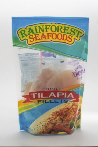 Picture of Rain Forest Tilapia Fillets (454g)