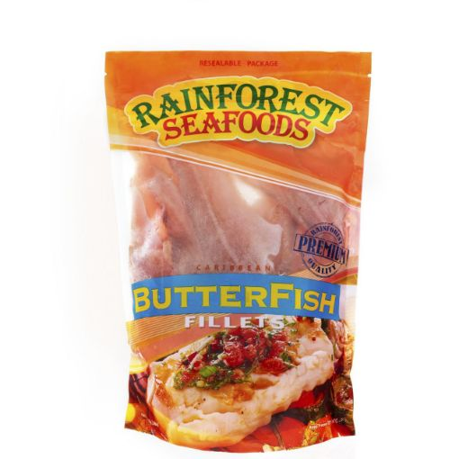 Picture of Rain Forest Butterfish Fillet (454g/1 lb)