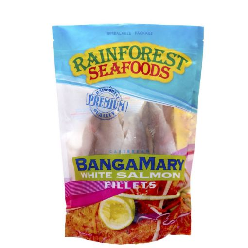 Picture of Rain Forest BamgaMary White Salmon Fillet (454g/1 lb)