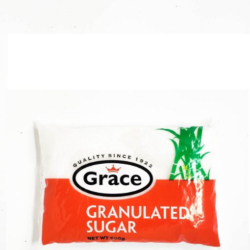 Picture of Grace Granulated Sugar 500 g/1.1 lbs