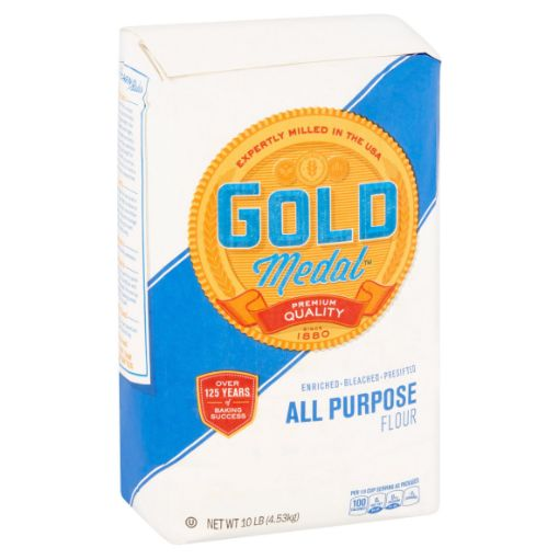 Picture of Gold Medal All Purpose Flour - 4.53 kg/10 lbs