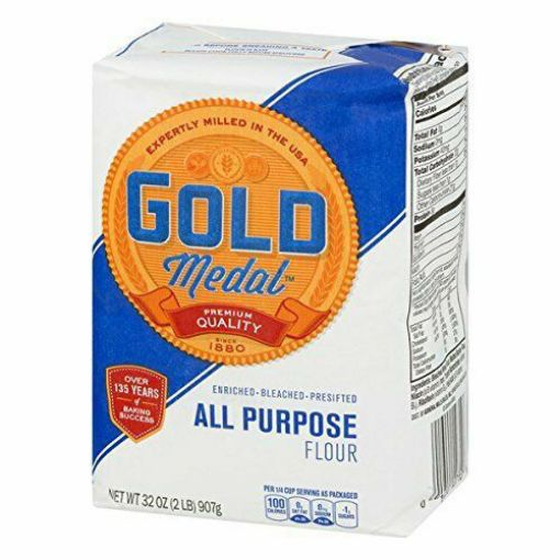 Picture of Gold Medal All Purpose Flour - 907 g/2 lbs