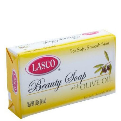 Picture of Lasco Beauty Soap with Olive Oil (125 g/4.4 oz)