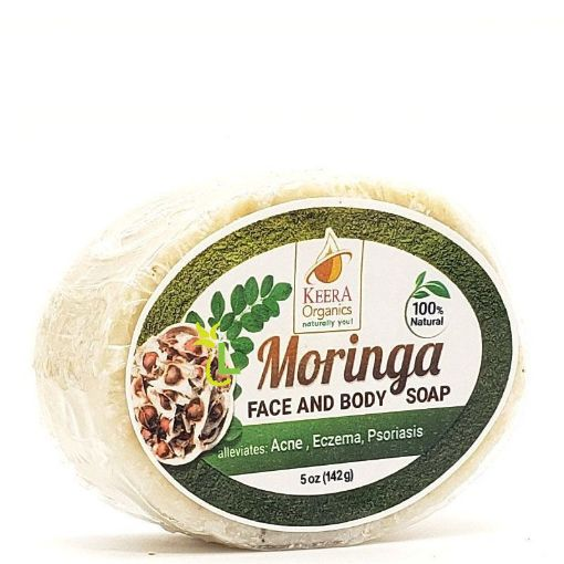 Picture of Kerra Organics Moringa Soap (142 g/5 oz)