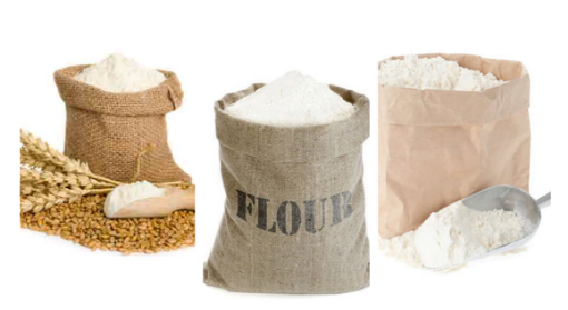 Picture of Bulk Counter Flour per 1kg (pre packaged bags)