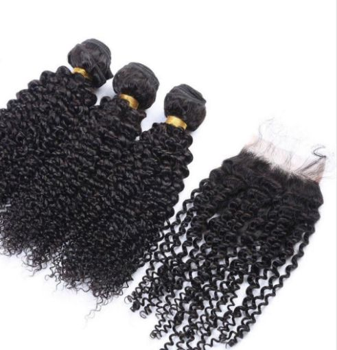 Picture of Curly Bundles and Closures