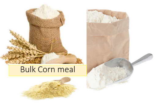 Picture of Bulk Counter Regular Cornmeal per 1kg (pre packaged bags)