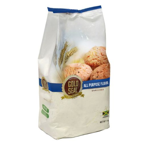 Picture of Gold Seal All Purpose Flour per 1 kg/2.2 lbs bag