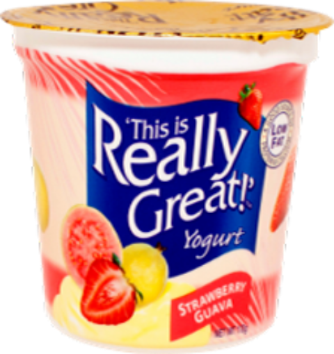Picture of This is Really Great Yogurt Strawberry Guava (170 g/5.99 oz)