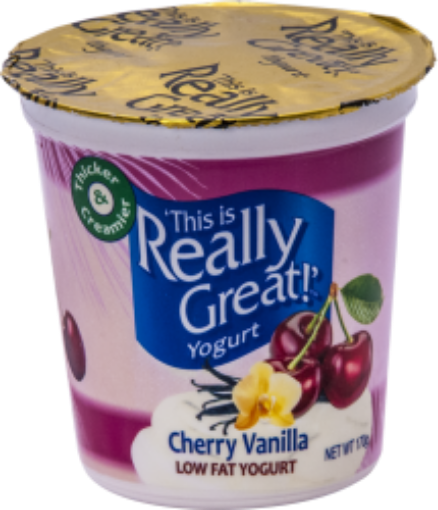 Picture of This is Really Great Yogurt Cherry Vanilla (170 g/5.99 oz)