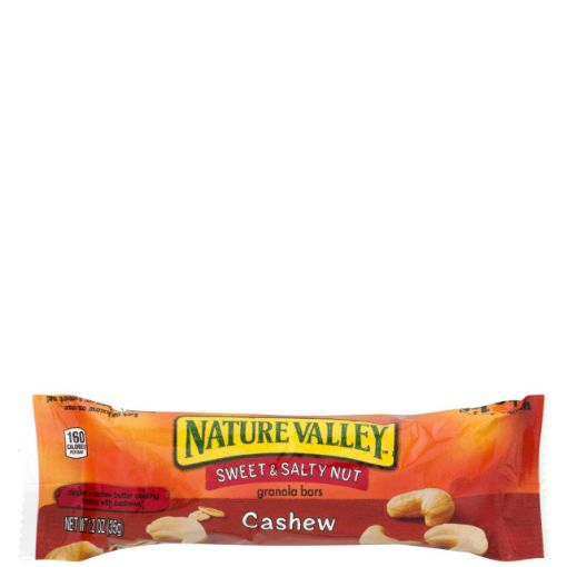Picture of Nature Valley Granola Bars Cashew Sweet & Salty Nuts (35g /1.2oz)