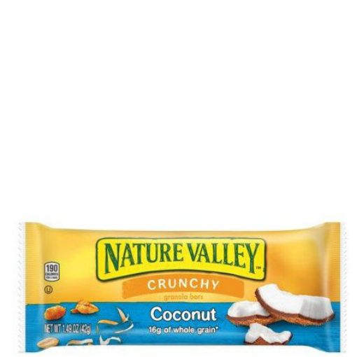 Picture of Nature Valley Granola Bars Crunchy Coconut (42g /2 bars)