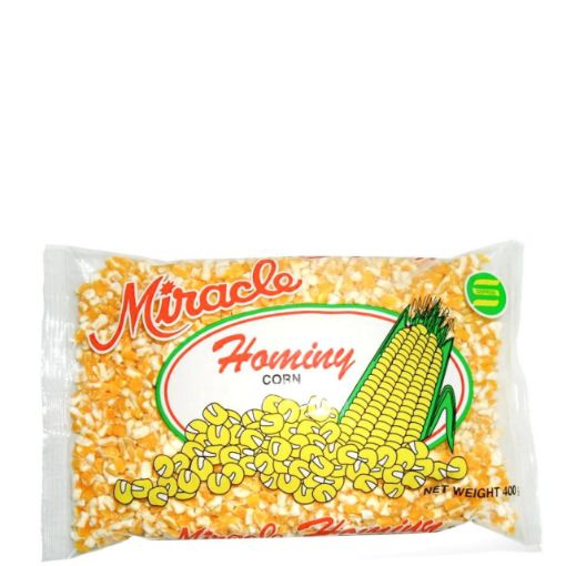 Picture of Miracle Hominy Corn (400g /14.10 oz)