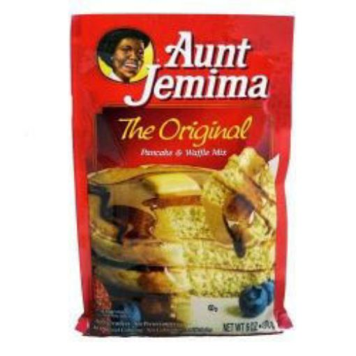Picture of Aunt Jemima The Original Pancake Waffle Mix (6 oz/170 g)