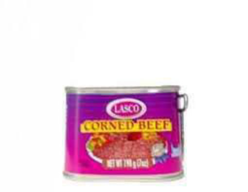 Lasco Corned Beef 198g